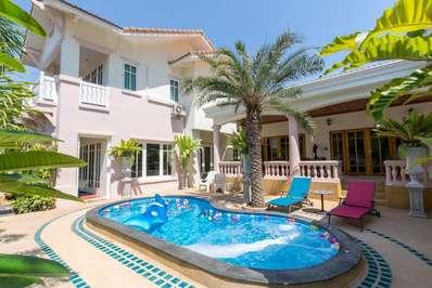 Villa Cupid - Pattaya villa