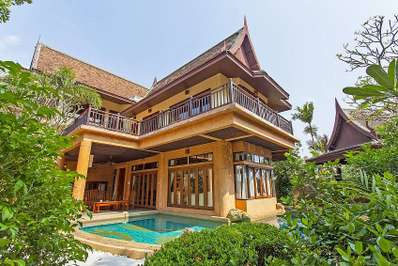 Lotus Breeze Villa - Pattaya villa