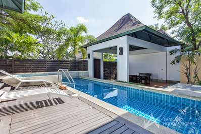 Peppermint Villa - Pattaya villa