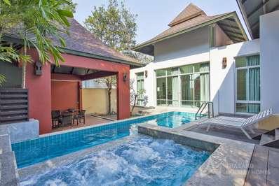 Villa Mentha - Pattaya villa