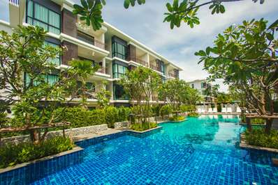 The Title D207 - Phuket villa