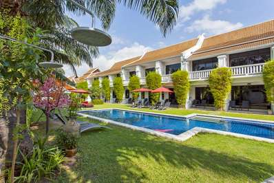 Coconut Palm Grove 40BR - Pattaya villa
