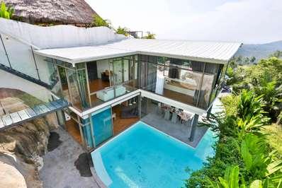 Samsara Ocean Villa - Koh Samui villa