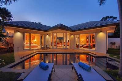 Lipa Talay Jed - Koh Samui villa