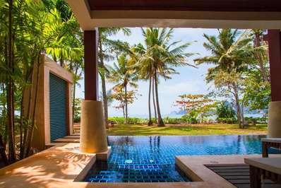 Amatapura Beach Villa Beachfront 6 - Krabi villa