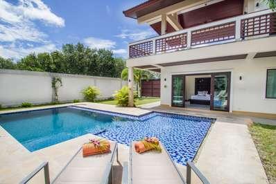 Infinity Pool Villa - Krabi villa