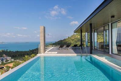 Roong Arun @Verano Residence - Koh Samui villa
