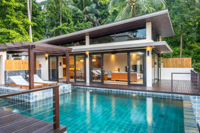 Villa Zen - Koh Phangan villa