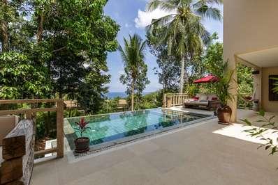 Karma Villa - Koh Phangan villa
