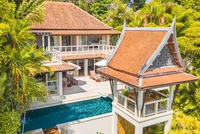 Baan Chaitalay - Phuket villa