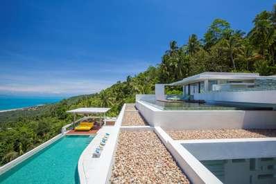 Lime Samui 3 Villas - Koh Samui villa