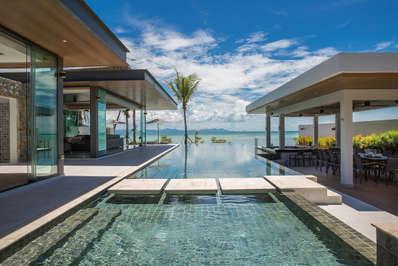 Sea Renity - Koh Samui villa