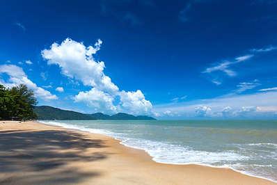 Batu Ferringhi beach Penang