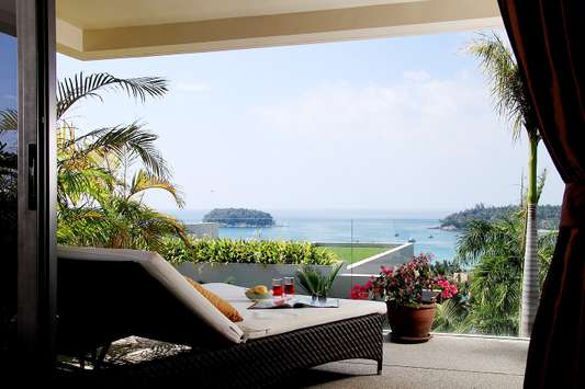 Kata Seaview Luxury Apt - Phuket