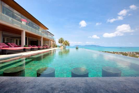 Baan Grand View - Koh Samui