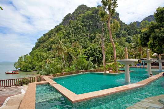 Krabi Beachfront Seaview Suite - Krabi