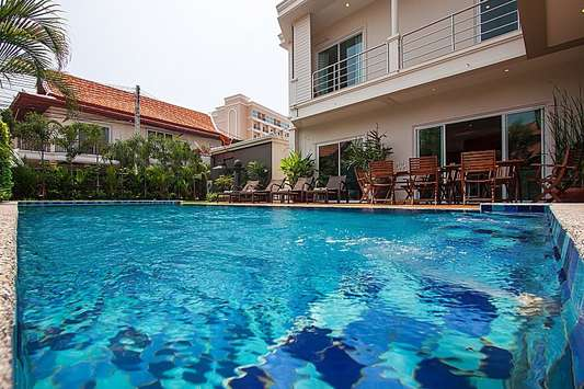 City Haven Villa - Pattaya