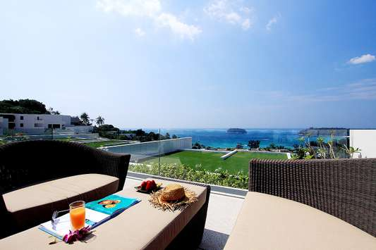 Kata bay view luxury apartment - Phuket