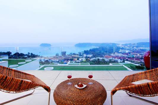 Kata Bay View Penthouse - Phuket