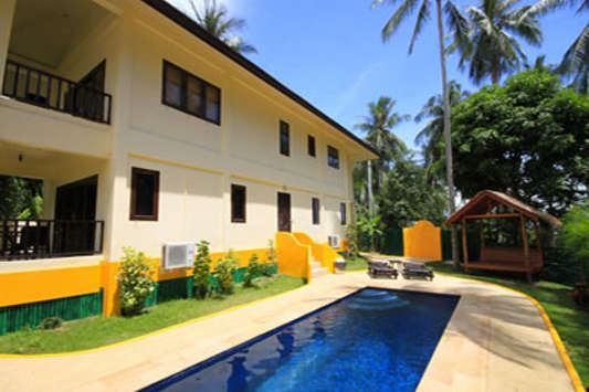 Bay View Villa - Koh Phangan