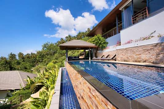 Baan Sunset Heights - Koh Samui