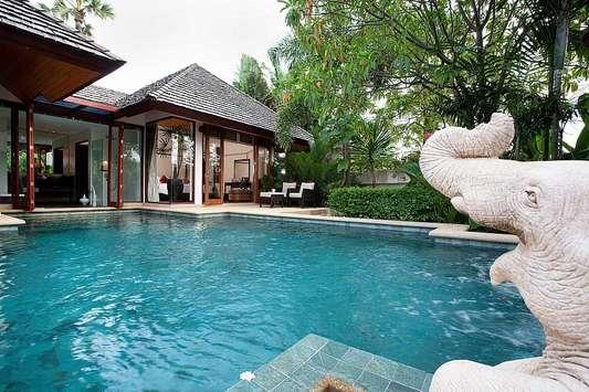 Bang Tao Beach Villas For Rent