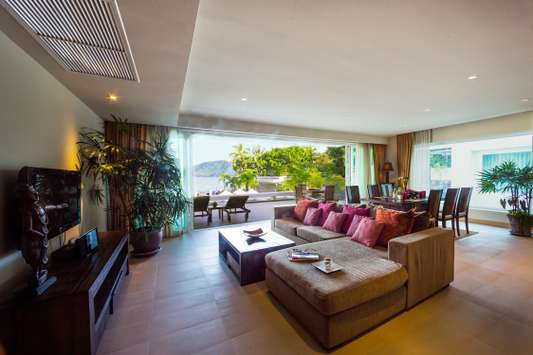Serenity Grand Seaview Suite - Phuket