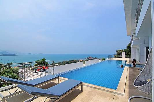 Sirinda Sea View Apartment - Koh Samui