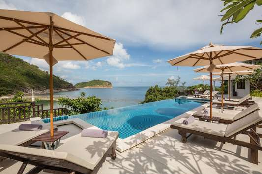 The Secret Beach Villa - Koh Phangan