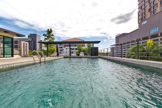 Skypoint Resort 9 - Pattaya