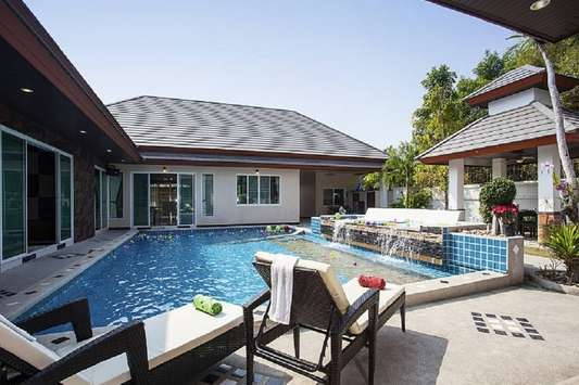 Villa Tropical Hideaway - Pattaya