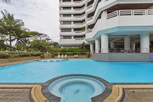 Silver Sands Apartment - Pattaya