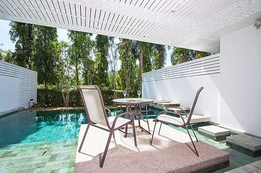 Country Club Pool Villa 4A - Phuket