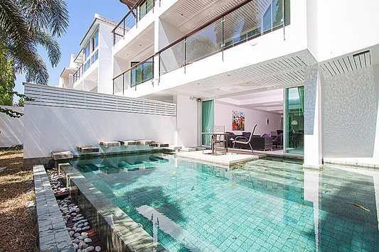 Country Club Pool Villa 4B - Phuket