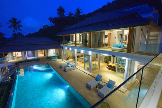 Villa Monsoon - Koh Samui
