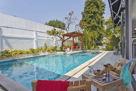 Chill & Chic Villa - Pattaya