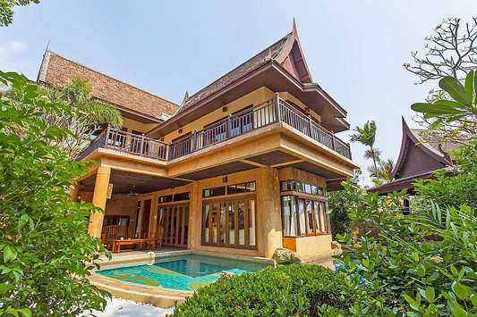 Lotus Breeze Villa - Pattaya