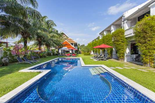 Coconut Palm Grove 40BR - Pattaya