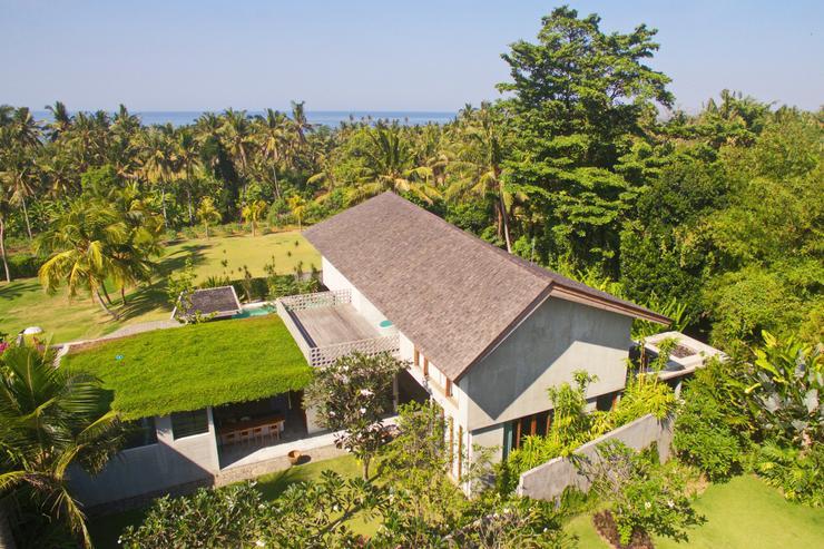 Villa Casabama Rumah Sandiwara
