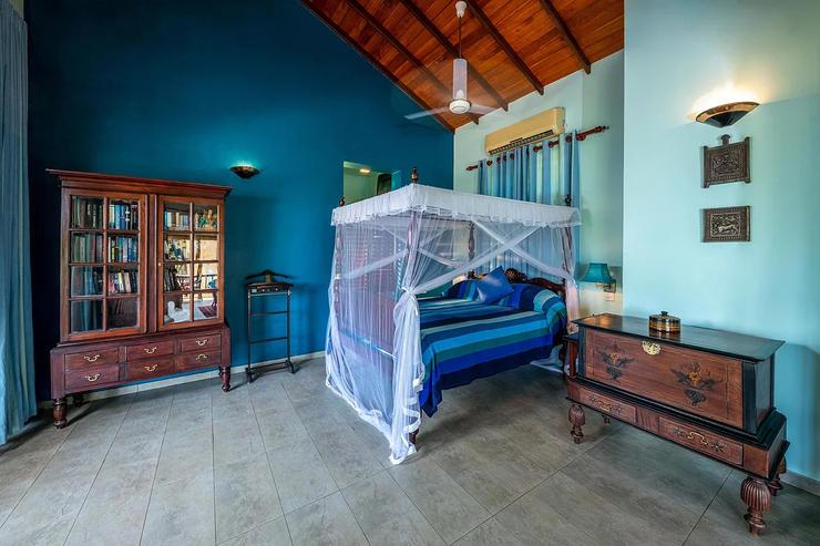 Blue Suite upper floor