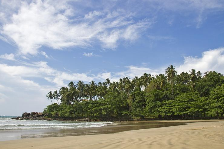 The beach on your doorstep