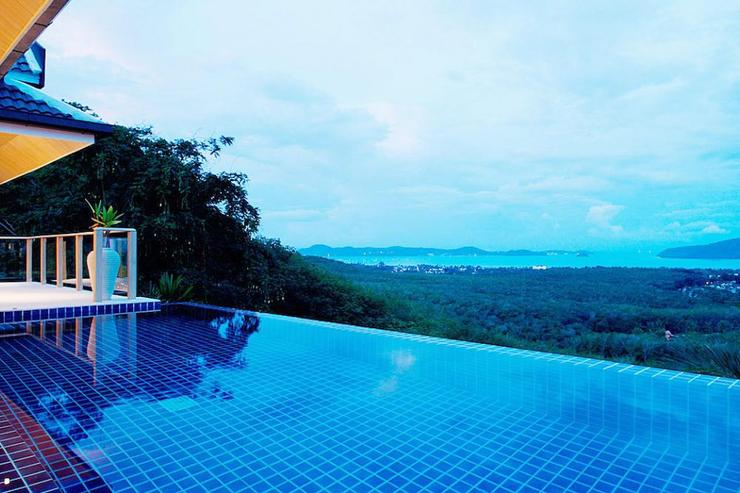 Andaman View, with 5 bedrooms and beautiful sea views