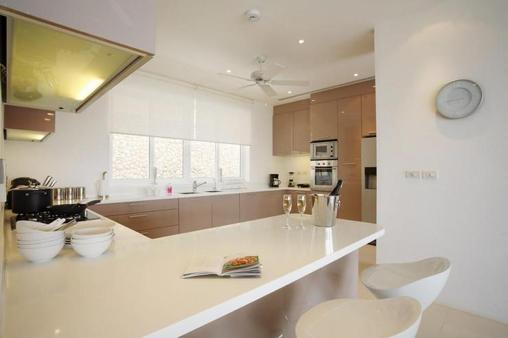 Fully-fitted luxury kitchen