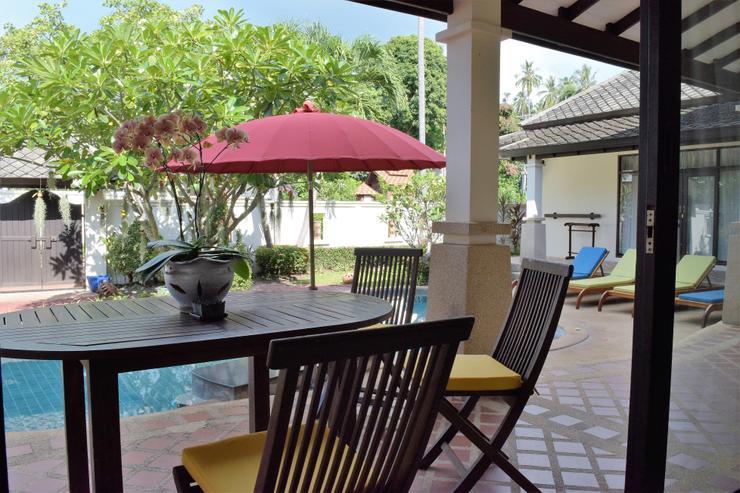 Banyan Villa 2 - Terrace