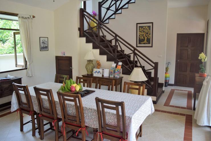 Banyan Villa 1 - Dining Room