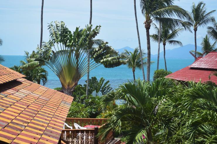 Banyan Villa 1 -  View from Sala
