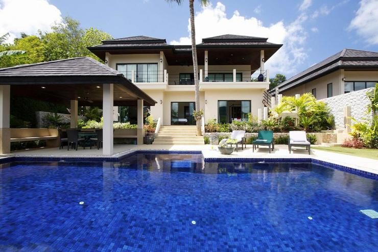 Emerald Villa, with 7 bedrooms, sleeping up to 13 guests