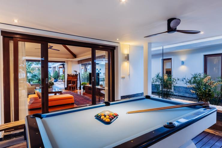 Care for a game of pool?
