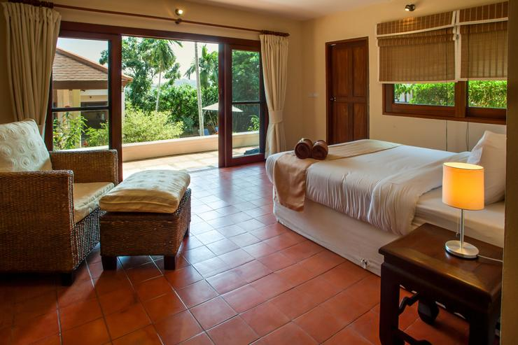 Villa Sapparos - Guest bedroom double