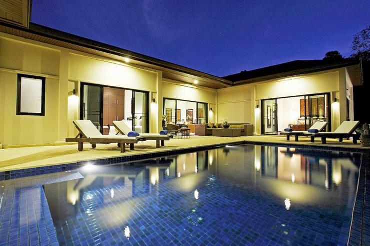 Sapphire Villa (V14) - Ambient lighting means the villa can be enjoyed well into the evening